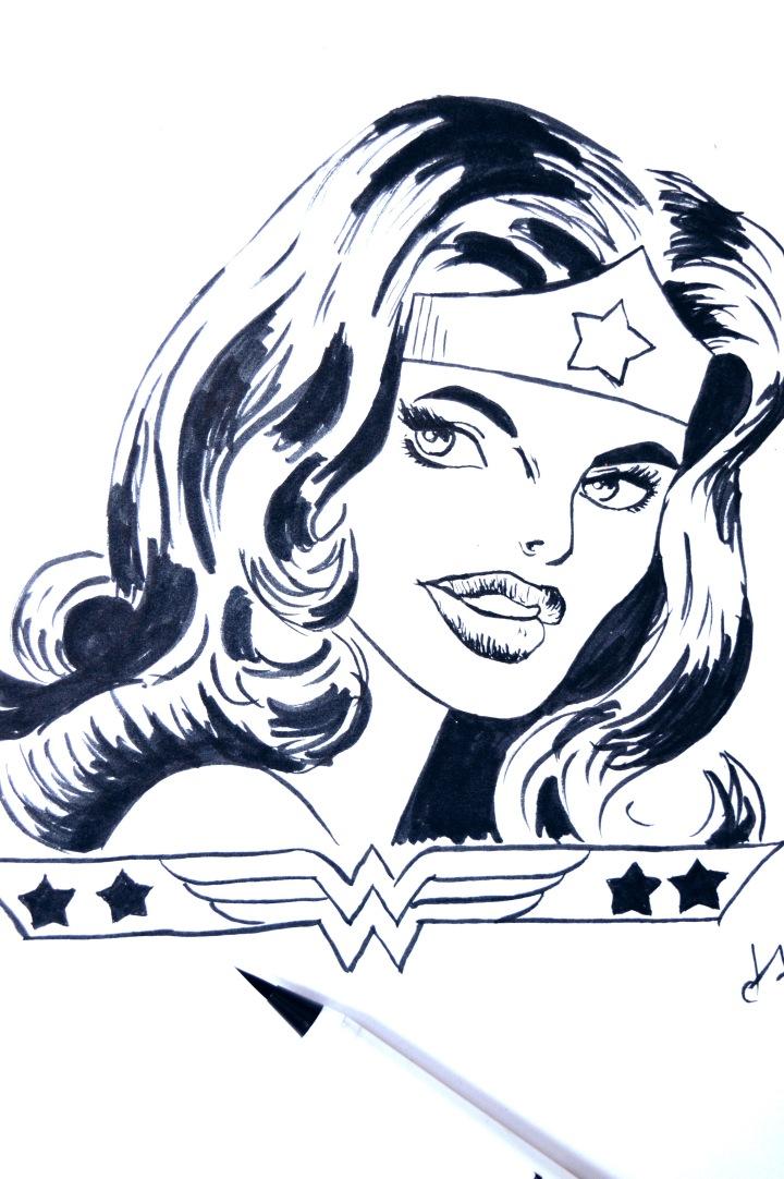 Wonderwoman – A Sign of Female Power? TeilII