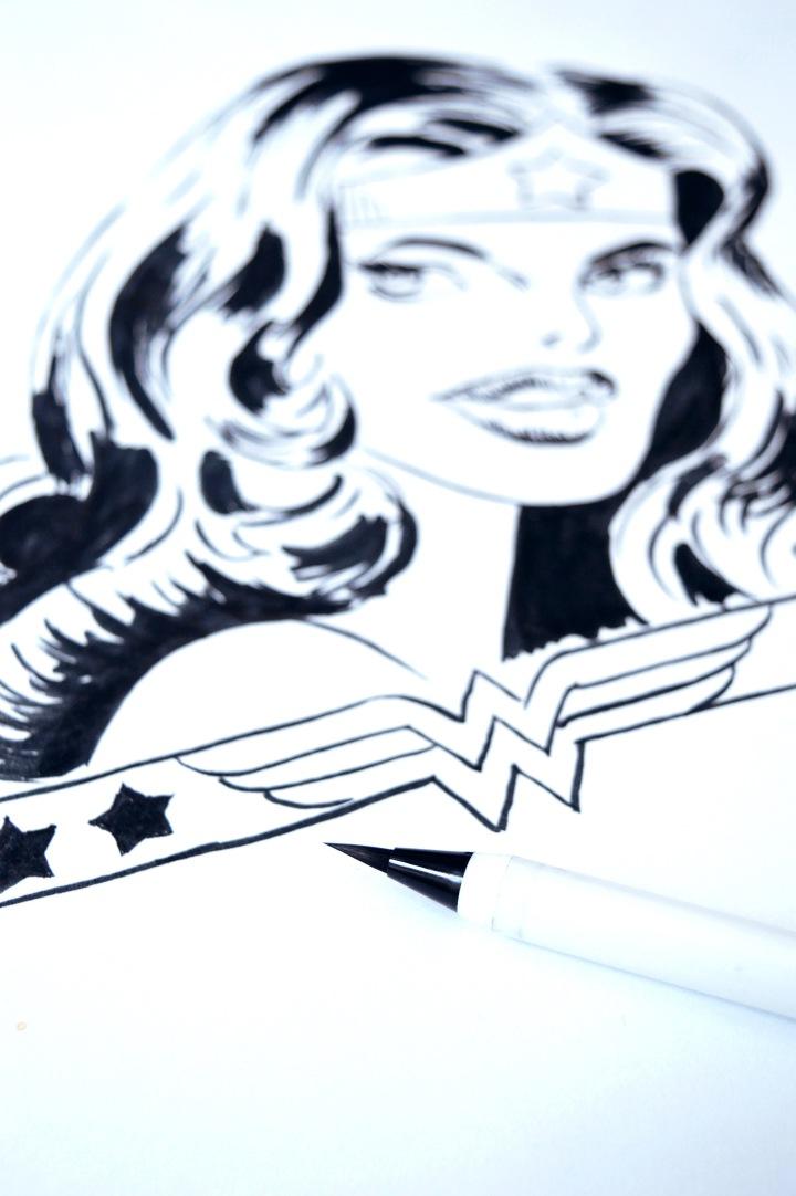 Wonderwoman – A Sign of Female Power? TeilI